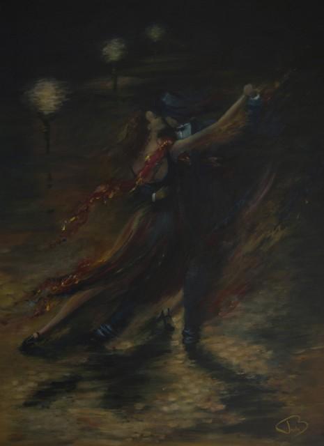 Tango en la noche